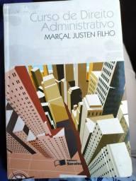 Título do anúncio: Livro do Marçal Justen Filho - Curso de Direito Administrativo