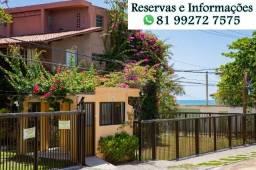 Apartamento a Beira Mar com Piscina, Churrasqueia e Área de lazer