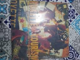 Álbum da banda Roxette Tourism (disco duplo)