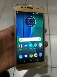 Título do anúncio: Moto g5s plus 32gb com biometria