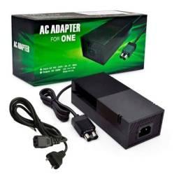 Carregador Fonte Xbox One 2 Pinos 110v/220v Game