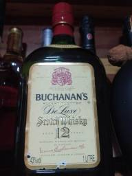Whisky buchanans anos 90.