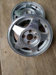 Título do anúncio: Roda de alumínio