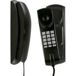 Telefone Intelbras Gondola Branco e Preto em Promoção na Print Art