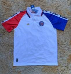 Camisas de Bahia e Vitória