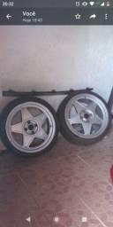 Título do anúncio: Jogo de rodas 17 modelos F40