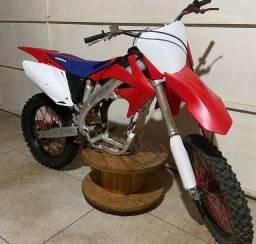 Título do anúncio: CRF 450R - Motocross Trilha