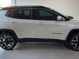 jeep compass diesel limited 2019 único dono (19.000 km)