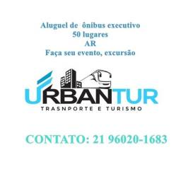 Título do anúncio: Aluguel de ônibus executivo