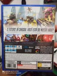 Troco jogo de PS4 ! Urgente!