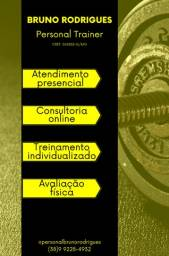 Título do anúncio: Personal Trainer e Consultoria Esportiva
