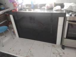 Título do anúncio: Armário de cozinha de vidro