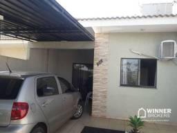 Casa com 2 quartos, área nos fundos à venda, 57 m² por R$ 65.000 nos direitos - Mandaguaçu