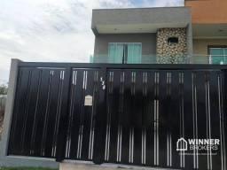 Sobrado com 2 dormitórios à venda, 139 m² por R$ 380.000,00 - Jardim Botânico I - Campo Mo