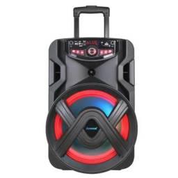 Caixa de Som Amplificada Amvox  400W<br><br>