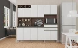 Título do anúncio: Armário Cozinha Malbec 12 Portas -Dividimos 10 x S/ Juros