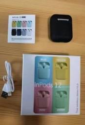Título do anúncio: inPods i12 Touch Bluetooth