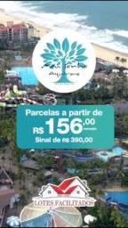 Título do anúncio: Compre seu lote próx à praia de Aquiraz  !!