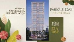 Título do anúncio: MCS -Excelente apto 54 m² , 1 vaga, varanda gourmet integrada