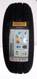Título do anúncio: Jogo de pneus PIRELLI P1 175/65 ARO 14 NOVOS