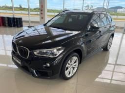 BMW X1 SDrive 20i 2017 preta baixa Km
