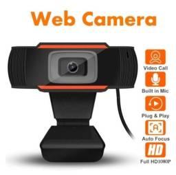 Webcam para computador notebook, microfone imbutido