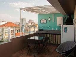 Título do anúncio: Cobertura para Venda em Porto Alegre, Cidade Baixa, 3 dormitórios, 1 suíte, 2 banheiros
