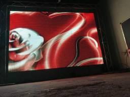 Painel de LED p10 de alta resolução tamanho 3×2