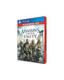 Assassin's Creed Unity para PS4 - Ubisoft - Novo/Lacrado