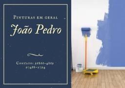 Título do anúncio: João Pedro pintor