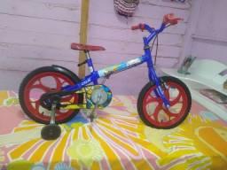 Título do anúncio: Bicicleta homem Aranha aro 20