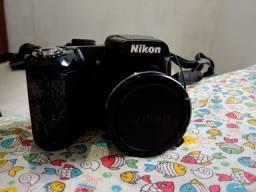 Máquina Fotógrafica profissional Nikon