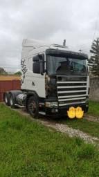 Título do anúncio: Scania 124.360