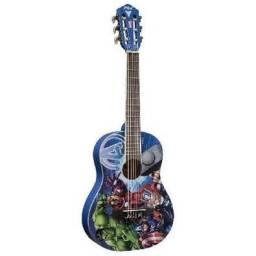 violão infantil 1/2 30` personagens