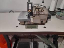 Título do anúncio: Máquina costura industrial interlock