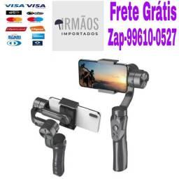 Estabilizador Gimbal Portatil Para Camera 3iexos It-blue