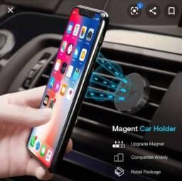 Menor suporte de celular para carro no Mundo. Frete grátis