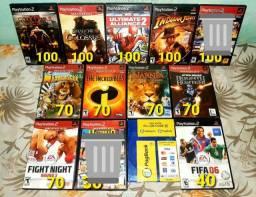 Título do anúncio: Jogos Play2 Original *Aceito Pix, Cartão e Parcelo