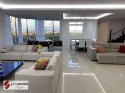 Apartamento para alugar na Cobertura, 5 suítes, 500m², Mansão Domani Cittá