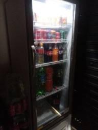 Título do anúncio:  Expositor de Bebidas Vertical Venax  de Vidro 300 Litros