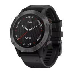 Relogio GPS Garmin Fenix 6 Saphire