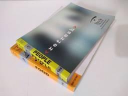2 Livros de Fotografias Food - Art de Vivre e People - Refresh da Stock Photos.