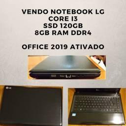 Baixei pra vender - Notebook LG