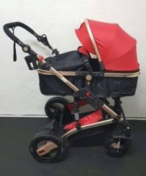 Carrinho de Bebê Novo - Modelo Europeu