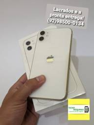 iPhone 11 64 GB Branco (a pronta entrega)