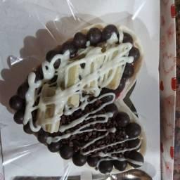 Vendas de doces,chocolate