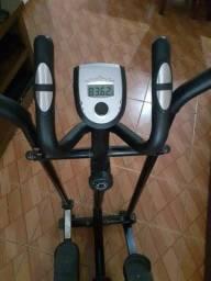 Exercício e saúde Elíptico transport academia