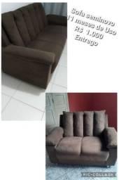 Título do anúncio: Freezer Vertical,  sofá, cortina, batedeira, armário, máquina,
