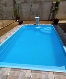 Título do anúncio: O melhor para seu lazer , piscinas de fibras em ate 18x!