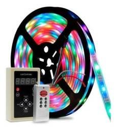 Fita Led Digital Colorida 3D C/ 133 Efeitos Ip67